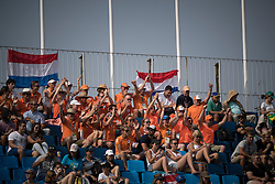 Dutch supporters<br /> Olympic Games Rio 2016<br /> © Hippo Foto - Dirk Caremans<br /> 09/08/16
