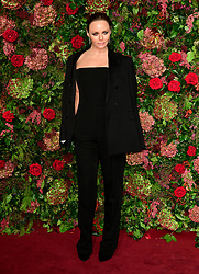 Stella McCartney attending the Evening Standard Theatre Awards 2018 at the Theatre Royal, Drury Lane in Covent Garden, London.