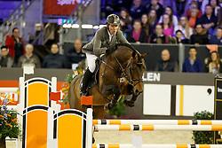 Beerbaum Ludger, (GER), Chaman <br /> Indoor Brabant - 's Hertogenbosch 2016<br /> © Hippo Foto - Dirk Caremans<br /> 12/03/16