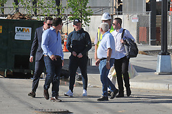 EXCLUSIVE: ** STRICTLY NO WEB UNTIL10pm GMT MAY 24th 2018** Wayne Rooney leaves the new DC United stadium after meeting with team officials. 23 May 2018 Pictured: Wayne Rooney. Photo credit: Todd DC / MEGA TheMegaAgency.com +1 888 505 6342