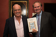 NICHOLAS COLERIDGE, WILLIAM CASH, Restoration Heart A memoir by William Cash. Philip Mould and Co. 18 Pall Mall. London. 10 September 2019