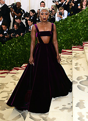 Cynthia Erivo attending the Metropolitan Museum of Art Costume Institute Benefit Gala 2018 in New York, USA. PRESS ASSOCIATION Photo. Picture date: Tuesday May 8, 2018. See PA story SHOWBIZ MET Gala. Photo credit should read: Ian West/PA Wire