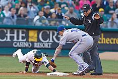 20120802 - Toronto Blue Jays at Oakland Athletics