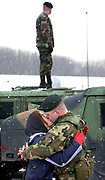2/12/03  Photo by Mara Lavitt-Goodbye 3<br />
