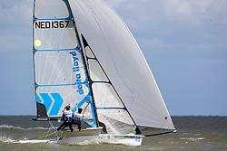 May 23rd 2013. Delta Lloyd Regatta  (21/25 May 2013). Medemblik - the Netherlands.