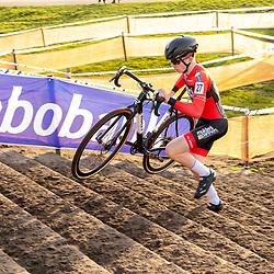 11-01-2020: Wielrennen: NK Veldrijden: Rucphen<br />Jasper Huitema