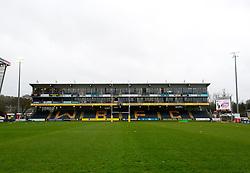 Sixways Stadium - Mandatory by-line: Joe Meredith/JMP - 26/03/2016 - RUGBY - Sixways Stadium - Worcester, England - Worcester Warriors v London Irish - Aviva Premiership