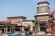 Village Circle Shopping Center in Buena Park