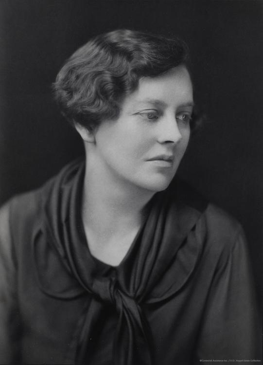 M. Storm Jameson, author, England, UK, 1925