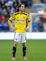 Brentford FC's Jota during the Sky Bet Championship match between Bolton Wanderers and Brentford at the Macron Stadium, Bolton, Greater Manchester.<br /> 25/10/2014<br /> Picture by Mark D Fuller