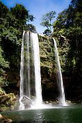Misol-Ha Waterfalls