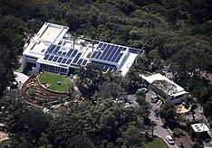 Chris Hemsworth & Elsa Pataky Byron Bay House - Aerials 7 Nov 2019