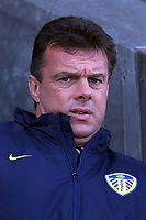 Fotball: Leeds manager David O'Leary.