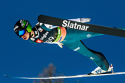 Tilen Bartol (SLO) during the Trial Round of the Ski Flying Hill Individual Competition at Day 1 of FIS Ski Jumping World Cup Final 2019, on March 21, 2019 in Planica, Slovenia. Photo by Matic Ritonja / Sportida