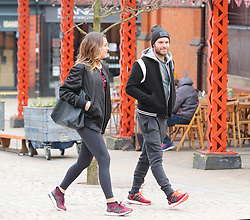 A couple of Manchester United players head to Altrincham Market for lunch on Tuesday afternoon. Juan Mata and his partner Evelina Kamph dined at the same place as Matteo Darmian and his wife Francesca.