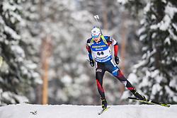 March 9, 2019 - –Stersund, Sweden - 190309 Ondrej Moravec of Czech Republic competes in the Men's 10 KM sprint during the IBU World Championships Biathlon on March 9, 2019 in Östersund..Photo: Petter Arvidson / BILDBYRÃ…N / kod PA / 92252 (Credit Image: © Petter Arvidson/Bildbyran via ZUMA Press)