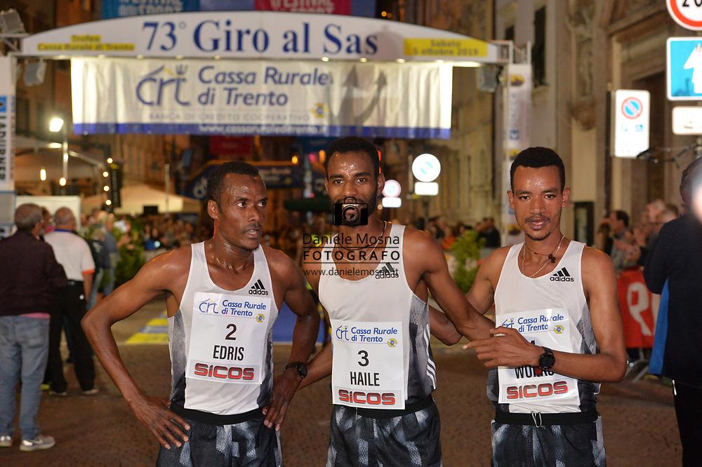 73° GIRO AL SAS 2019 - 5 ottobre 2019 –  Corsa su strada internazionale -  05.10.2019, Trento, Trentino, Italia. © Daniele Mosna WWW.DANIELEMOSNA.IT