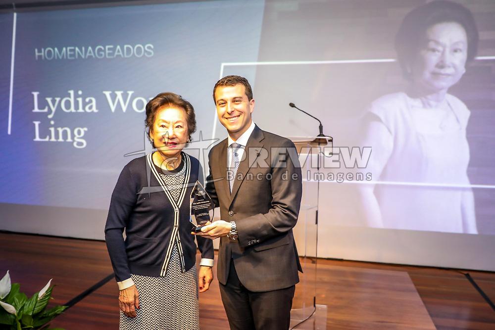 Evento de 35 Anos do Instituto de Estudos Empresariais - IEE, ocorrido no Instituto Ling. Foto: Marcos Nagelstein/ Agência Preview