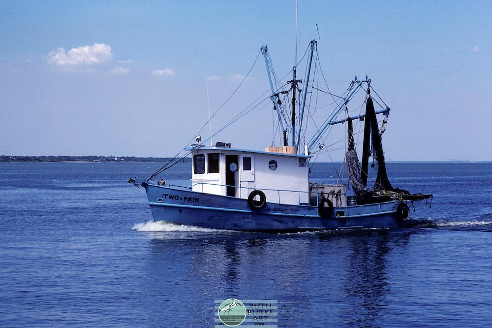 Two Pair Shrimp Boat