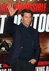 Mission: Impossible Ghost Protocol premiere