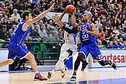 DESCRIZIONE :Eurocup 2014/15 Dinamo Banco di Sardegna Sassari - Buducnost VOLI Podgorica <br /> GIOCATORE : Jerome Dyson<br /> CATEGORIA : Palleggio Penetrazione<br /> SQUADRA : Dinamo Banco di Sardegna Sassari<br /> EVENTO : Eurocup 2014/2015<br /> GARA : Dinamo Banco di Sardegna Sassari - Buducnost VOLI Podgorica <br /> DATA : 28/01/2015<br /> SPORT : Pallacanestro <br /> AUTORE : Agenzia Ciamillo-Castoria / Claudio Atzori<br /> Galleria : Eurocup 2014/2015<br /> Fotonotizia : DESCRIZIONE : Eurocup 2014/15 Dinamo Banco di Sardegna Sassari - Buducnost VOLI Podgorica<br /> Predefinita :