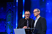 Brussels , 01/02/2020 : Les Magritte du Cinema . The Academie Andre Delvaux and the RTBF, producer and TV channel , present the 10th Ceremony of the Magritte Awards at the Square in Brussels .<br /> Pix: Stephane Aubier; Vincent Patar<br /> Credit : Alexis Haulot - Dana Le Lardic - Didier Bauwerarts - Frédéric Sierakowski - Olivier Polet / Isopix