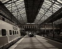 Field Trip to Rovaniemi. Helsinki Train Station. Image taken with a Leica X2 Camera.