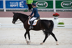Rixt van der Horst, (NED), Uniek - Team Competition Grade II Para Dressage - Alltech FEI World Equestrian Games™ 2014 - Normandy, France.<br /> © Hippo Foto Team - Jon Stroud <br /> 25/06/14