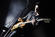 Photos of Black Rebel Motorcycle Club performing live at the Pageant in St. Louis on March 23, 2010.