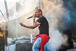September 9, 2018 - T.I. (Clifford Joseph Harris Jr)performing at One MusicFest in Atlanta, GA on 09 September 2018 (Credit Image: © RMV via ZUMA Press)