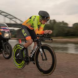 28-08-2018: Wielrennen: Ladies Tour: Arnhem<br /> Roxane Knetemann