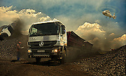 Transportation of coal