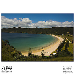 Matauri Bay, Whangaroa, Northland, New Zealand.<br />