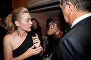 KATE WINSLET; NATALIA VODIANOVA; MARIO TESTINO, Mario Testino exhibition.  Hosted by Vanity Fair Spain and Lancome. Thyssen-Bornemisza Museum (Paseo del Prado 8, Madrid.20 September 2010.  -DO NOT ARCHIVE-© Copyright Photograph by Dafydd Jones. 248 Clapham Rd. London SW9 0PZ. Tel 0207 820 0771. www.dafjones.com.