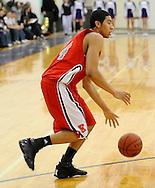The Keystone boys varsity basketball team defeated visiting Elyria on December 21, 2010 at Keystone High School.
