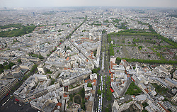 January 5, 2019 - Paris, France - Aerial Photography of Seine River in Paris, France. (Credit Image: © Xu Peiqin/Pacific Press via ZUMA Wire)