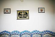 Marrakech, Maroc. 21 Decembre 2007..Dans la maison de Mustapha...Marrakesh, Morocco. December 21st 2007..Inside Mustapha's house.