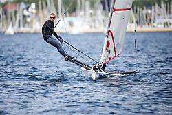 , Kiel - Kieler Woche 21. - 29.06.2014, Musto Skiff - GER 347