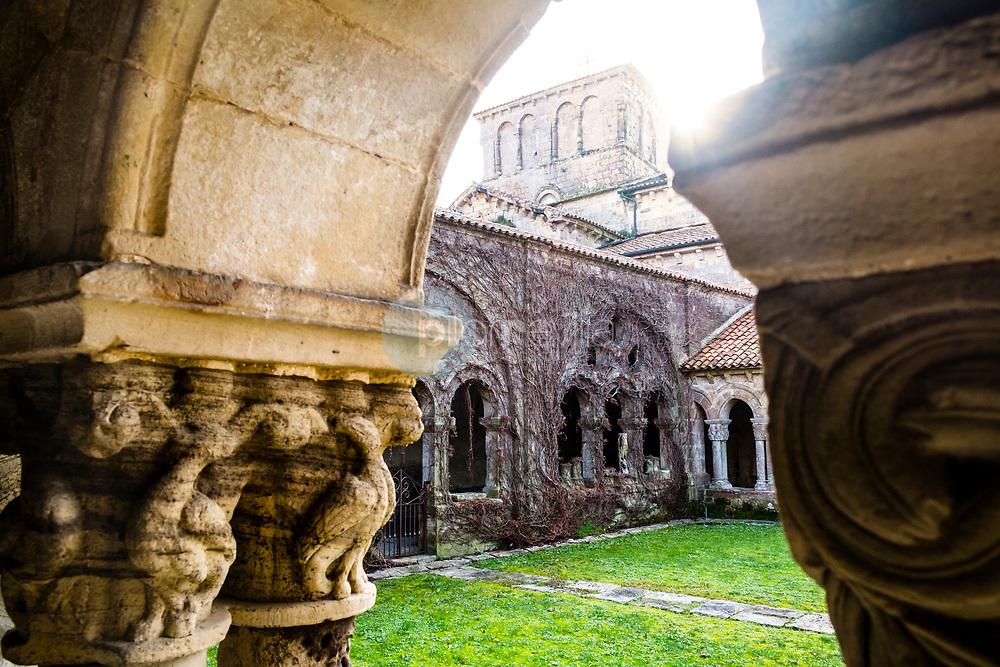 Collegiate Church of Santa Juliana in Santillana del Mar, Cantabria, Spain ©Carlos Sánchez Pereyra / PILAR REVILLA