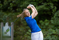 NUNSPEET  -  Danique Stokmans (Oranje) , speler NGF Nationale selectie golf Nationale team,   COPYRIGHT KOEN SUYK