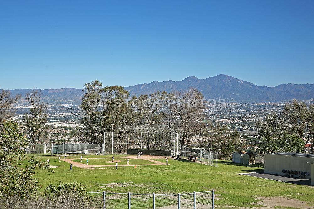 Top of the World Elementary School in Laguna Beach