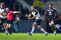 Peter Grant - 10.01.2015 - Toulouse / La Rochelle - 16e journee Top 14<br />Photo : Manuel Blondeau / Icon Sport