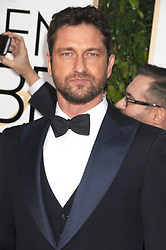Gerard Butler at The 73rd Annual Golden Globe Awards.<br />(Los Angeles, CA)