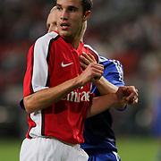 NLD/Amsterdam/20080808 - LG Tournament 2008 Amsterdam, Ajax v Arsenal, Robin van Persie