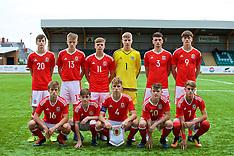 170922 Wales U16 v Gibraltar U16
