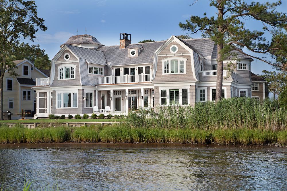 87 Anchor Exterior beach house with cedar shakes VA1_958_957