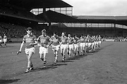 12/05/1968<br /> 05/12/1968<br /> 12 May 1968<br /> National Hurling League Home Final: Tipperary v Kilkenny at Croke Park, Dublin.<br /> The Tipperary team.
