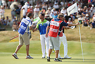 Jaco Van Zyl (RSA) ends his round of 64 at -10 and the lead during Round Three of the 2015 Alstom Open de France, played at Le Golf National, Saint-Quentin-En-Yvelines, Paris, France. /04/07/2015/. Picture: Golffile | David Lloyd<br /> <br /> All photos usage must carry mandatory copyright credit (© Golffile | David Lloyd)
