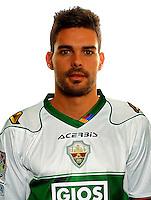 Alberto Tomás Botía ( Elche CF )