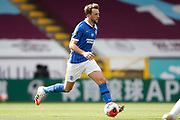 Brighton and Hove Albion midfielder Dale Stephens (6) during the Premier League match between Burnley and Brighton and Hove Albion at Turf Moor, Burnley, England on 26 July 2020.